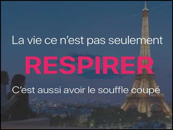 la plus belle pensée sur la vie parisienne