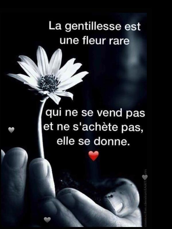 Proverbe parisien sur la gentillisse